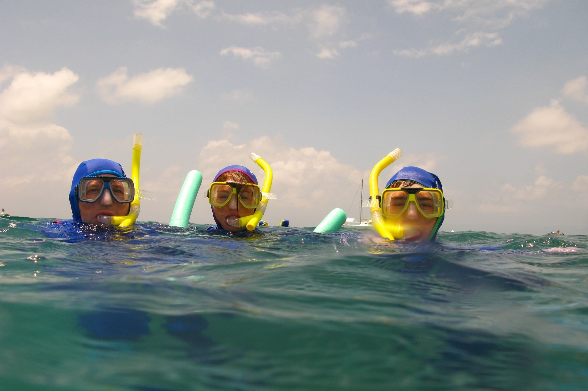 Snorkeling in Andamans
